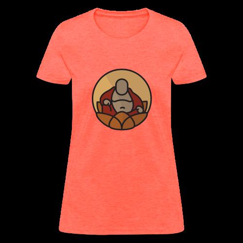 AMERICAN BUDDHA CO. COLOR - Women's T-Shirt