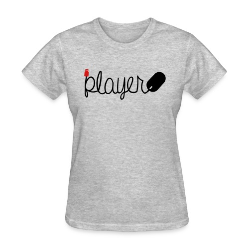 Player-Black - Women's T-Shirt