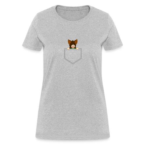 Chibi in your pocket - Women's T-Shirt