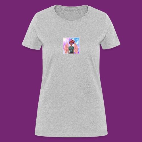 Angel dazed in love - Women's T-Shirt