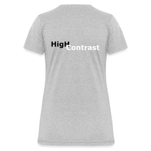 High Contrast - Women's T-Shirt