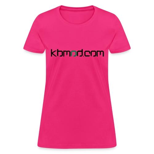 kbmoddotcom - Women's T-Shirt
