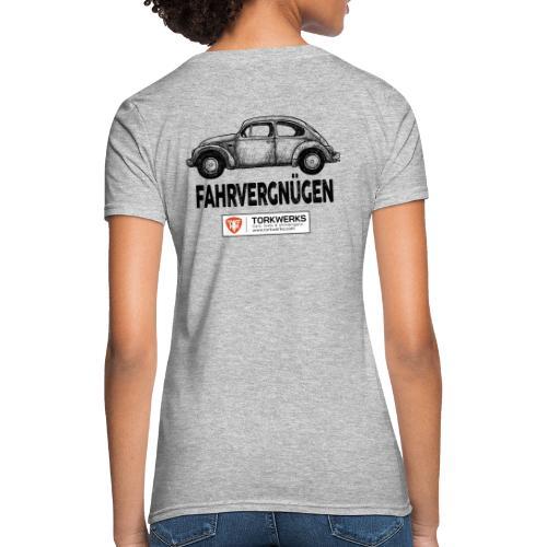 Driving Pleasure - Women's T-Shirt