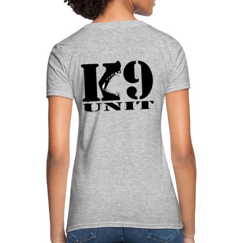 K9 UNIT - Women's T-Shirt