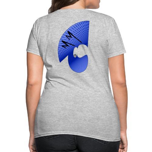 Matty Mohawk Logo - Women's T-Shirt