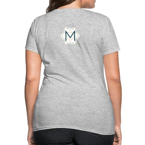 Macca's Tech Logo - Women's T-Shirt