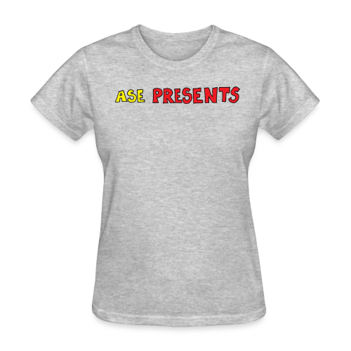 ASEPresents - Women's T-Shirt