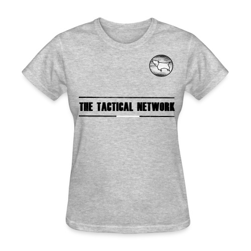 The Tactical Network - Away Kit - Women's T-Shirt