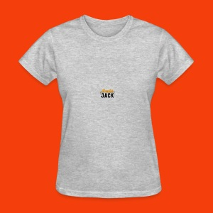 monster jack logo - Women's T-Shirt