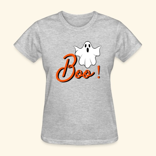 BOO ! - Women's T-Shirt