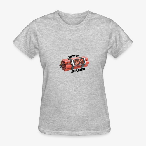 Bomb Defused!! - Women's T-Shirt