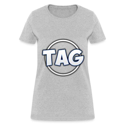 The Athletic Gamer Logo - Women's T-Shirt
