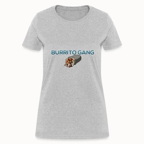 Burrito Gang Bottom Logo Shirt - Women's T-Shirt