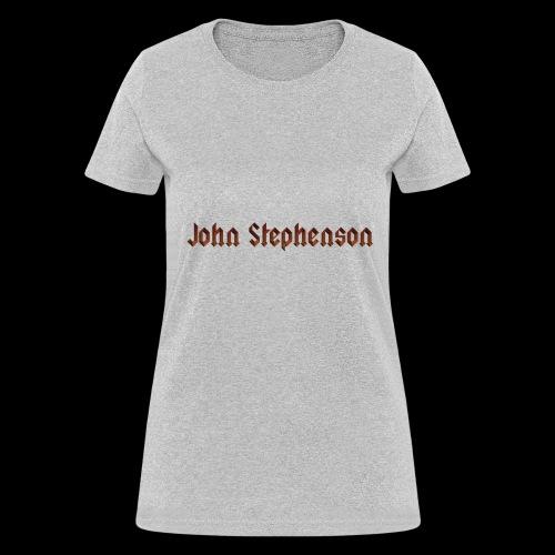 John Stephenson - Women's T-Shirt
