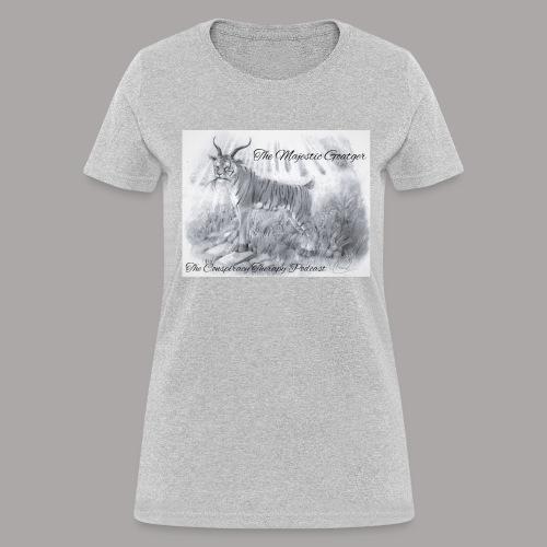 The Majestic Goatger - Women's T-Shirt