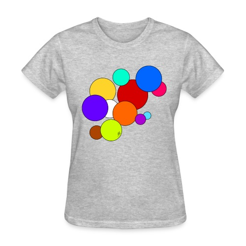Bubbles Braga - Women's T-Shirt