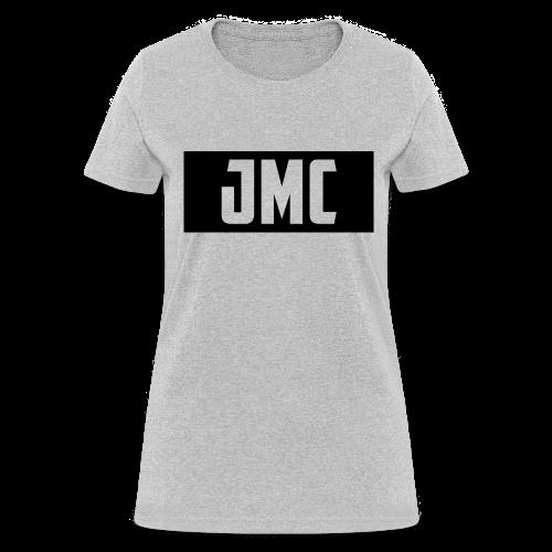 JMC's Black Logo - Women's T-Shirt