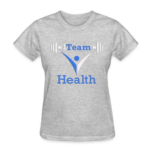 1TH - Blue and White - Women's T-Shirt