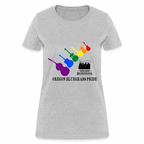 Oregon Bluegrass Pride - Women's T-Shirt