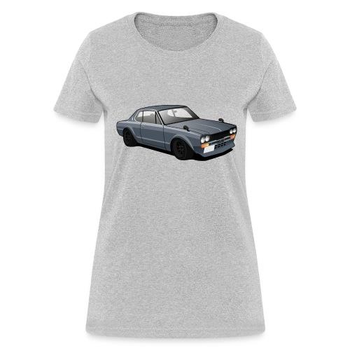 Retro Car - Women's T-Shirt