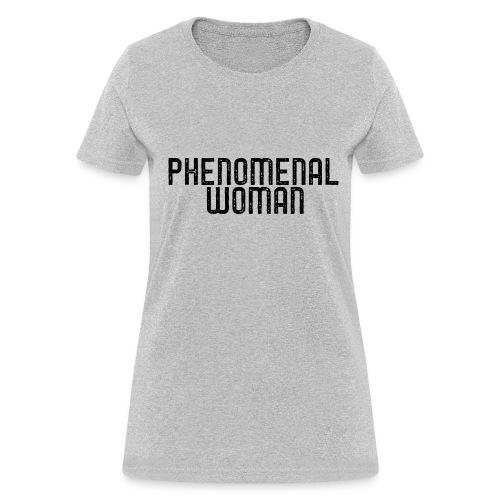 Phenomenal Woman Tee - Women's T-Shirt