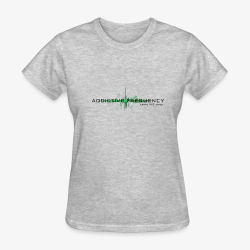 Addictive Frequency - Women's T-Shirt
