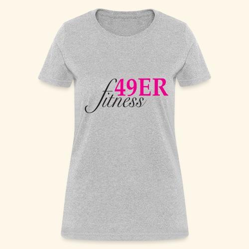 49ERFITNESS - Women's T-Shirt