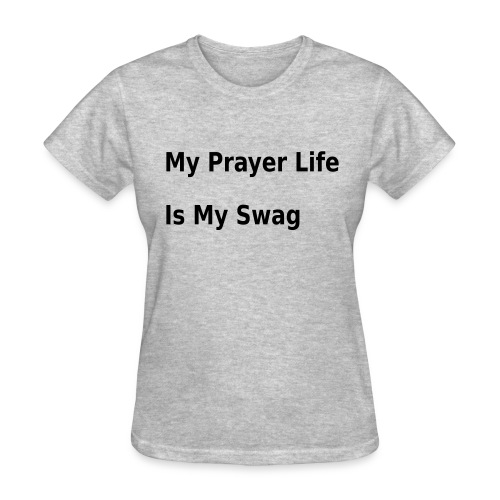 Prayed Up - Women's T-Shirt