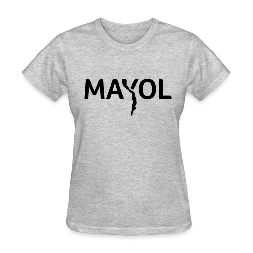 Mayol Godfather Of Freediving - Women's T-Shirt