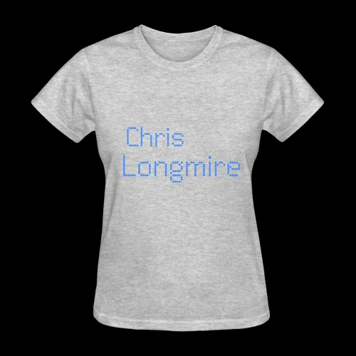 Chris Longmire - Women's T-Shirt