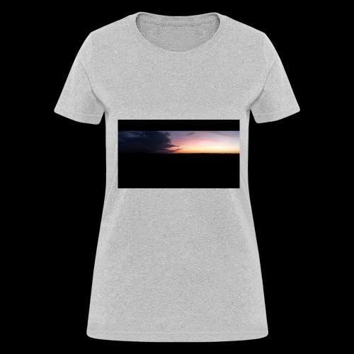 Storm and Dusk - Women's T-Shirt