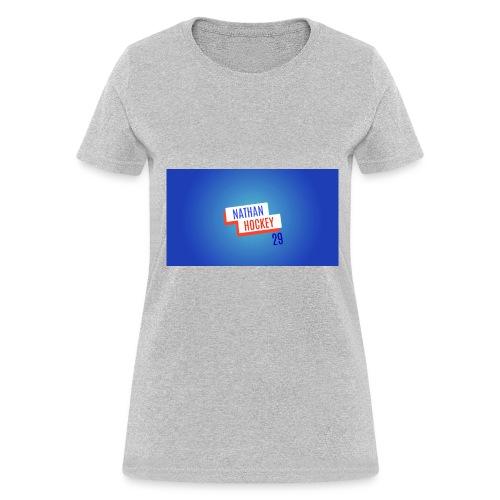 Nathan Hockey 29 - Women's T-Shirt