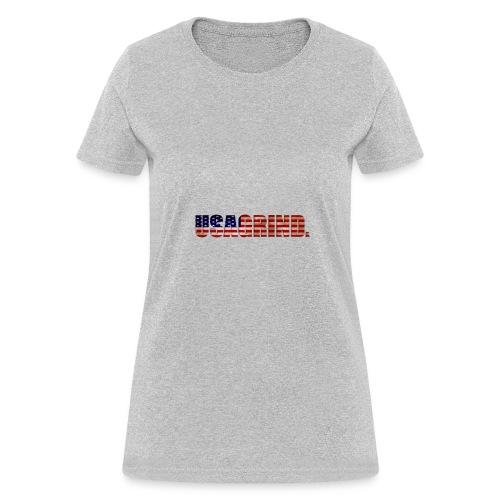 USAGRIND - Women's T-Shirt
