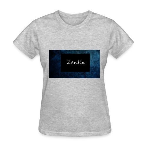 ZanKx Rounded - Women's T-Shirt