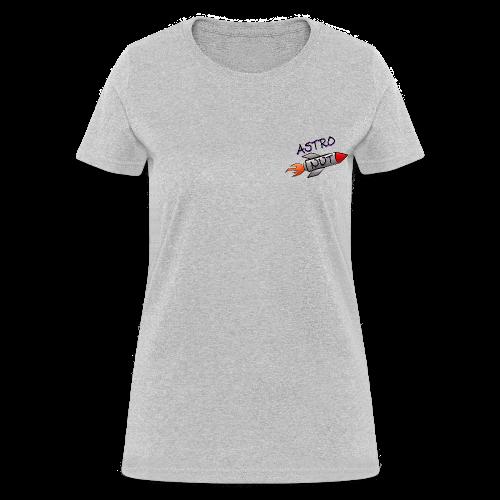 Astro Ship - Women's T-Shirt