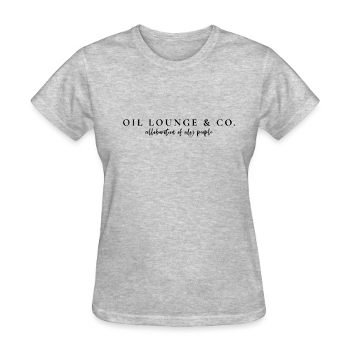 Oil Lounge & Co_Collab of Oily People - Women's T-Shirt