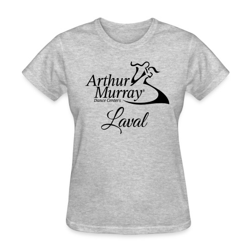 AML Logo2018 Black - Women's T-Shirt
