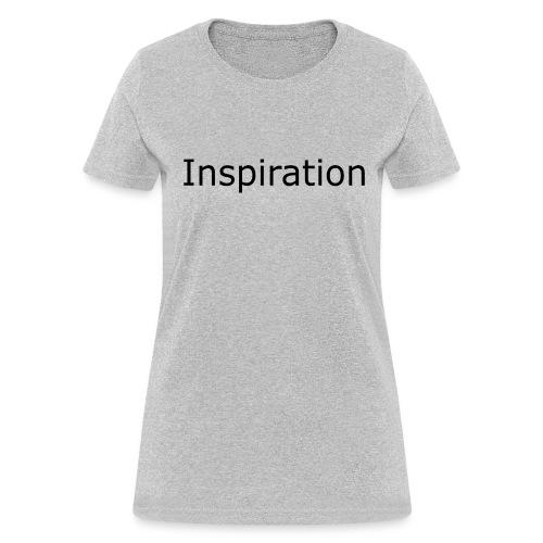 Inspiration - Women's T-Shirt