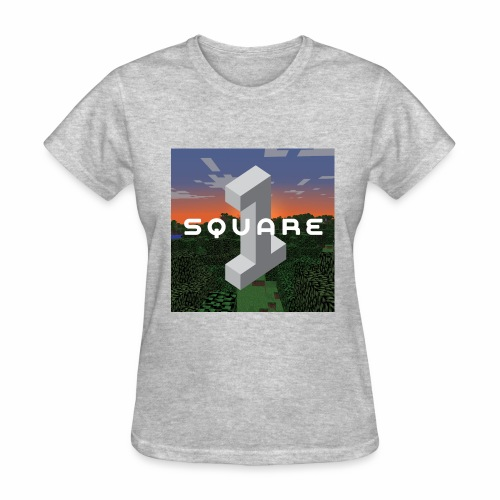Square One Sunset Logo - Women's T-Shirt