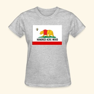 Golden Honey State - Women's T-Shirt