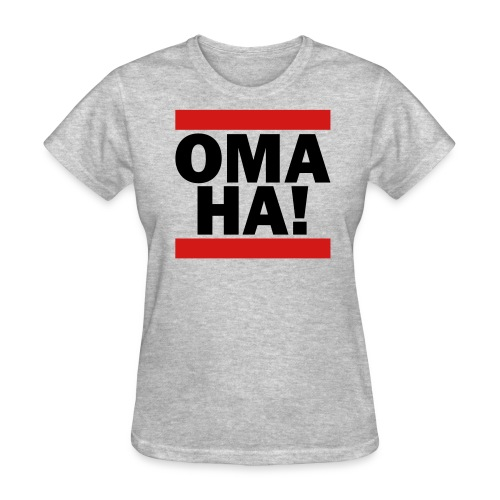 OMAHA Logo Shirt - Women's T-Shirt