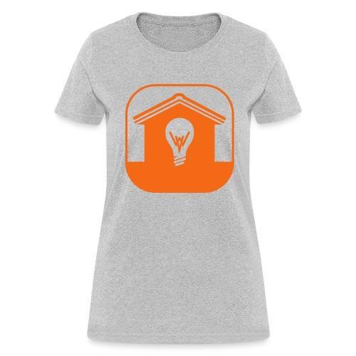 WVHSN logo only - Women's T-Shirt