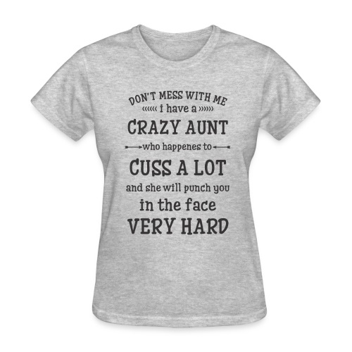 Don't Mess With Me - Women's T-Shirt