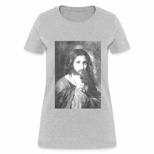 Jesus Christ T-shirts and Designs - Women's T-Shirt