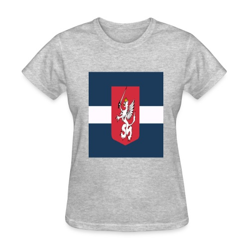 DRAGON POLO - Women's T-Shirt