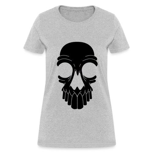 Z10 Skull Logo - Women's T-Shirt