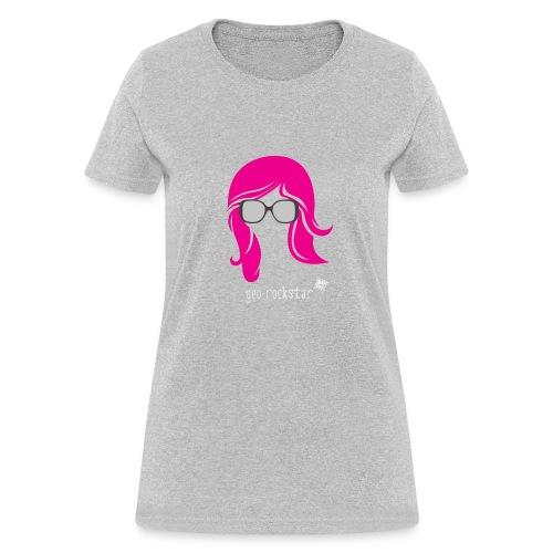 Geo Rockstar (her) - Women's T-Shirt