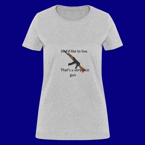 memes - Women's T-Shirt