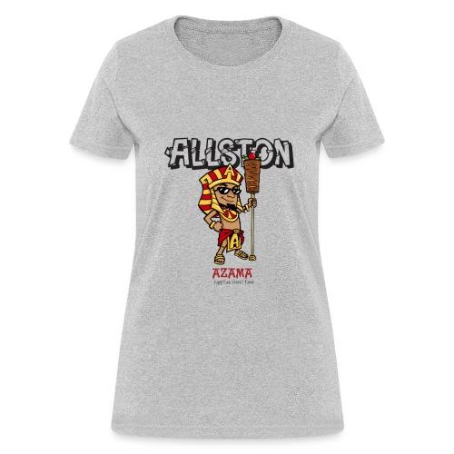 allston pharoah - Women's T-Shirt