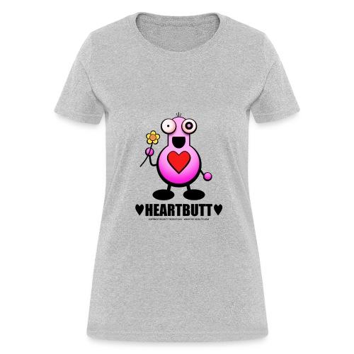 HeartButt - Women's T-Shirt